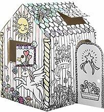 Bankers Box at Play Einhorn-Spielhaus, 1 Stück,