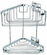 Baño Diseño–Duschablage LUK mit Uhrwerk