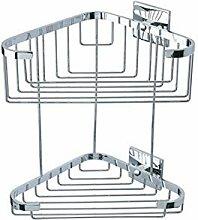 Baño Diseño-Duschablage LUK mit Uhrwerk Ecke