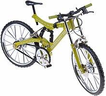 Baoblaze 1/10 Miniatur Fahrrad Mountainbike Modell