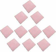 Baoblaze 10tlg. EVA Bodenmatte Puzzleteppich