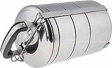 Baoblaze Edelstahl wiederverwendbar Lunchbox &
