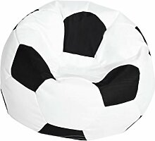 Baoblaze Fußball Sitzsack Bezug Bean Bag Sessel