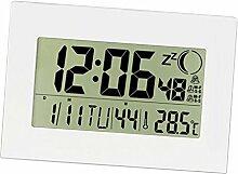 Baoblaze Große Digital LCD Beleuchtet Snooze