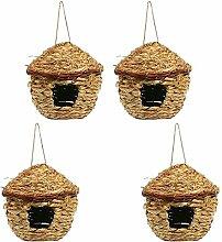 Baoblaze Hängende Vogelhäuschen Garten Vogelhaus