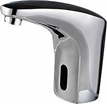 Baoblaze Hand Sensor Wasserhahn Bad Waschtisch
