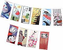 Baoblaze japanische Flaggenflaggen