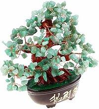 Baoblaze Kristall Geldbaum Feng Shui