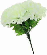 Baoblaze Kunstblumen Blumenstrauß Grabgesteck
