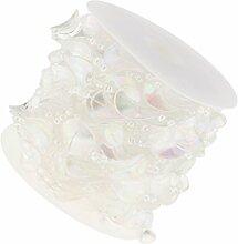 Baoblaze Perlengirlande Perlenband Perlenvorhang