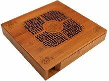 Baoblaze Teeboot, Teetablett - Teetisch für Gong