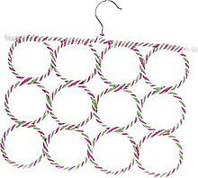 Baoblaze Tie Rack Gürtel Kleiderbügel Closet
