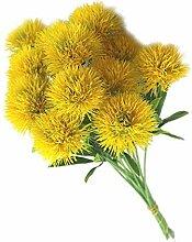 BAOBMF Künstliche Blume Künstliche Löwenzahn