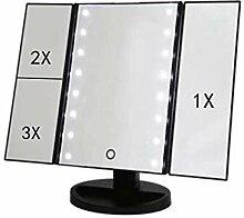 BaoQiaXieFuWangDian LED-Beleuchtung Badspiegel