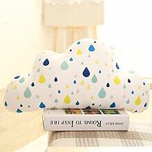 Baozengry Die Weiche Regen Regen Kissen Büro Auto