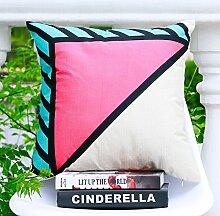 Baozengry Farbe Geometrische Nordic Home Style