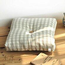 Baozengry Plaid Bettwäsche Kissen Sofa Tuch Dicke