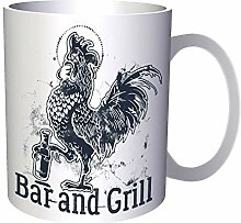 Bar And Grill Rooster 33 cl Tasse ee753