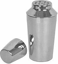 Bar Cocktail Shaker Mixer Jigger 3pc Set 16 oz