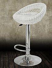 Bar kann abheben Hoher Stuhl Bar Stuhl Art und Weise einfacher Hocker Bar Stuhl Sofa Hocker (Farbe wahlweise freigestellt)