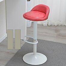 Bar Stühle / Lift Bar Stühle / Mode einfach home Freizeit Drehstuhl / hohen Hocker ( Farbe : F )