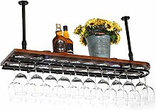 Bar Tisch Weinregal Holz Mit Licht Weinregal