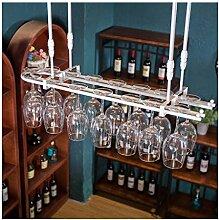 Bar Unit Schwimmregale Wandmontage-Weinregal aus