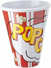 barbacado Becher Popcorn wiederverwendbar, großes
