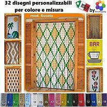 Barbadella Home Istanbul–Copriletto, Orange