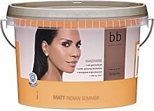 Barbara Becker Home Passion bunte Wandfarbe 1 L. Indian Summer Ma