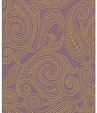 Barbara Becker - Rasch Tapete Paisley Motiv Muster