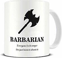 Barbarian – Fantasy Tabletop Rollenspiel –