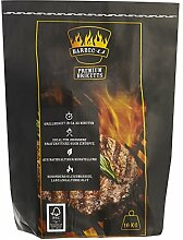 Barbec-U 10 kg Premium BBQ Holzkohlebriketts,