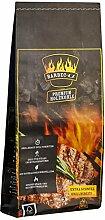 Barbec-U 5 kg Premium BBQ Holzkohlebriketts,