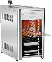 Barbec-U Hochleistungs-Grill 200 bis 800 °C auf