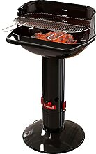 Barbecook Holzkohlegrill Säulengrill Stand-Grill