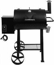 Barbecue El Fuego Smoker Gartengrill