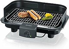 Barbecue-Grill, ca. 2500 W, mit Windschutz,