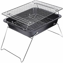 Barbecue Grill Edelstahl BBQ Holzkohlegrill Smoker