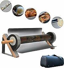 Barbecue-Grill, Faltbarer Solar-Grill,