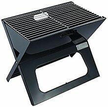 Barbecue Grill im Freien, beweglicher faltender