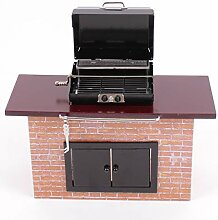 Barbecue-Grill, leer