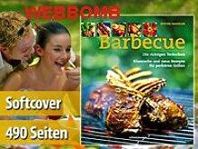Barbecue Kochbuch 490 Seiten Grill Rezepte BBQ