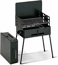 Barbecue Ribelli Koffergrill Grill Klappgrill