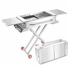 Barbecue supplies Portable faltender