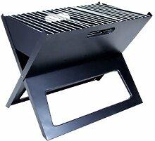 Barbeque Laptop Grill Klappgrill Campinggrill BBQ Grill Picknickgrill Faltgrill 01