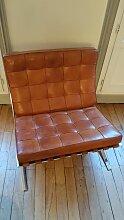 Barcelona Sessel von Mies Van Der Rohe für Knoll,