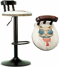 Barhocker, Drehstuhl Cafe Seat, Jewelry Counter