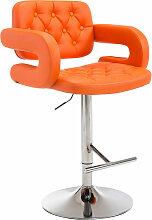 Barhocker Dublin-orange