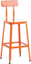 Barhocker Easton-orange